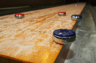SOLO® Shuffleboard Movers Cary, North Carolina.